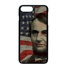 Lincoln day  Apple iPhone 7 Plus Seamless Case (Black)