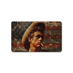 James Dean   Magnet (Name Card)