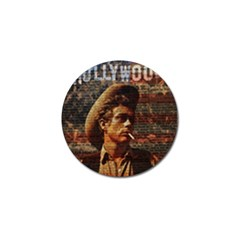 James Dean   Golf Ball Marker