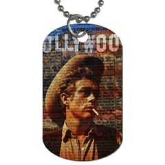 James Dean   Dog Tag (Two Sides)