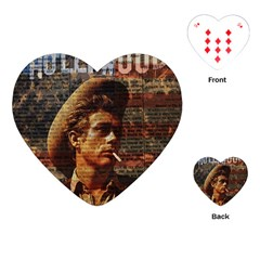 James Dean   Playing Cards (Heart)
