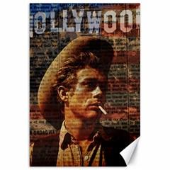 James Dean   Canvas 20  x 30