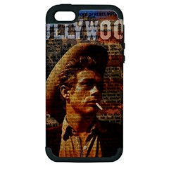 James Dean   Apple iPhone 5 Hardshell Case (PC+Silicone)