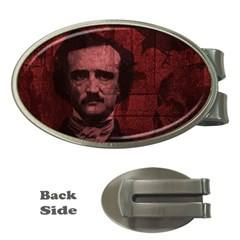 Edgar Allan Poe  Money Clips (Oval)