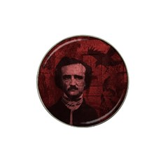 Edgar Allan Poe  Hat Clip Ball Marker (10 pack)