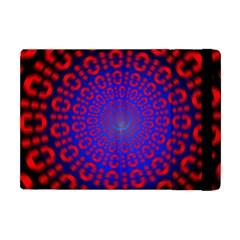 Binary Code Optical Illusion Rotation Apple Ipad Mini Flip Case