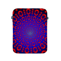 Binary Code Optical Illusion Rotation Apple iPad 2/3/4 Protective Soft Cases