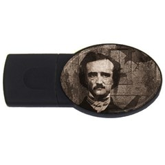 Edgar Allan Poe  USB Flash Drive Oval (2 GB)