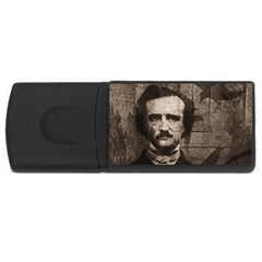 Edgar Allan Poe  USB Flash Drive Rectangular (4 GB)