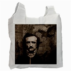 Edgar Allan Poe  Recycle Bag (One Side)