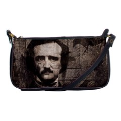 Edgar Allan Poe  Shoulder Clutch Bags