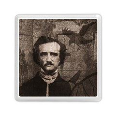 Edgar Allan Poe  Memory Card Reader (Square)