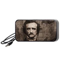 Edgar Allan Poe  Portable Speaker (Black)