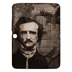 Edgar Allan Poe  Samsung Galaxy Tab 3 (10.1 ) P5200 Hardshell Case
