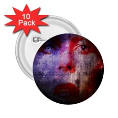 David Bowie  2.25  Buttons (10 pack)