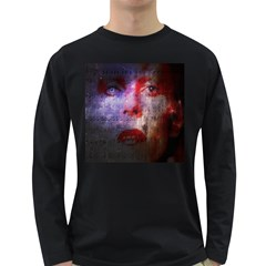 David Bowie  Long Sleeve Dark T-Shirts