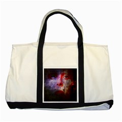 David Bowie  Two Tone Tote Bag
