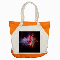 David Bowie  Accent Tote Bag