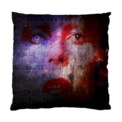 David Bowie  Standard Cushion Case (Two Sides)