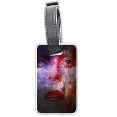 David Bowie  Luggage Tags (One Side)