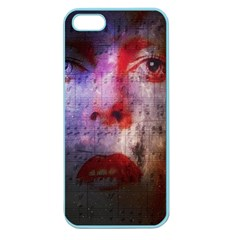 David Bowie  Apple Seamless iPhone 5 Case (Color)