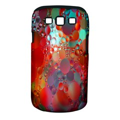 Texture Spots Circles Samsung Galaxy S Iii Classic Hardshell Case (pc+silicone)