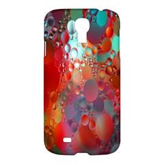 Texture Spots Circles Samsung Galaxy S4 I9500/I9505 Hardshell Case