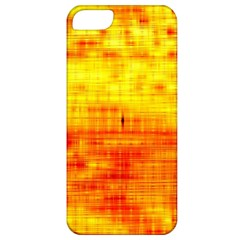 Bright Background Orange Yellow Apple iPhone 5 Classic Hardshell Case