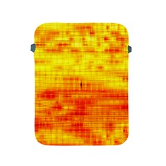 Bright Background Orange Yellow Apple iPad 2/3/4 Protective Soft Cases