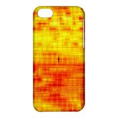 Bright Background Orange Yellow Apple iPhone 5C Hardshell Case