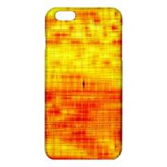 Bright Background Orange Yellow Iphone 6 Plus/6s Plus Tpu Case