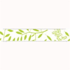 Leaves Pattern Seamless Small Bar Mats