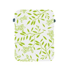Leaves Pattern Seamless Apple iPad 2/3/4 Protective Soft Cases