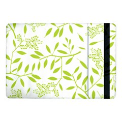 Leaves Pattern Seamless Samsung Galaxy Tab Pro 10.1  Flip Case