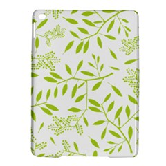 Leaves Pattern Seamless iPad Air 2 Hardshell Cases