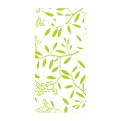 Leaves Pattern Seamless Samsung Galaxy Alpha Hardshell Back Case
