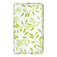 Leaves Pattern Seamless Samsung Galaxy Tab 4 (8 ) Hardshell Case