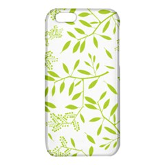 Leaves Pattern Seamless iPhone 6/6S TPU Case