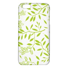Leaves Pattern Seamless iPhone 6 Plus/6S Plus TPU Case