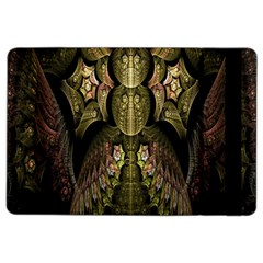 Fractal Abstract Patterns Gold Ipad Air 2 Flip
