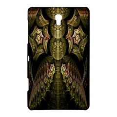 Fractal Abstract Patterns Gold Samsung Galaxy Tab S (8.4 ) Hardshell Case
