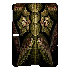 Fractal Abstract Patterns Gold Samsung Galaxy Tab S (10.5 ) Hardshell Case