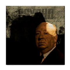 Alfred Hitchcock - Psycho  Tile Coasters
