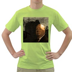 Alfred Hitchcock - Psycho  Green T-Shirt