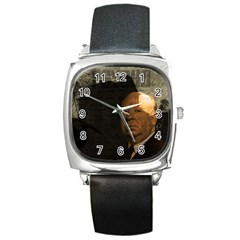 Alfred Hitchcock - Psycho  Square Metal Watch