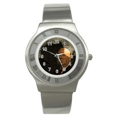 Alfred Hitchcock - Psycho  Stainless Steel Watch