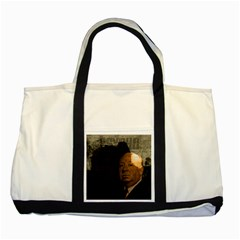 Alfred Hitchcock - Psycho  Two Tone Tote Bag