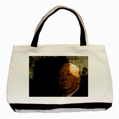 Alfred Hitchcock - Psycho  Basic Tote Bag (Two Sides)