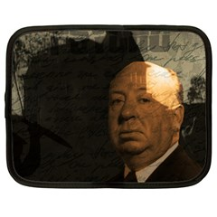 Alfred Hitchcock - Psycho  Netbook Case (Large)