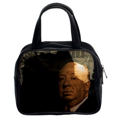 Alfred Hitchcock - Psycho  Classic Handbags (2 Sides)